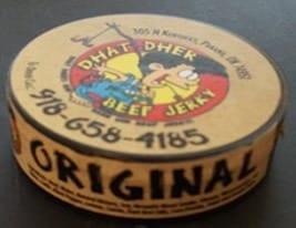 Beef Jerky Chew